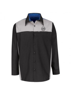 AUTOMOTIVE MECHANIC SHIRTS FULL SLEEVE BLACK