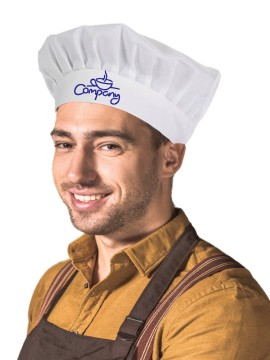 Personalized Bakers Hat