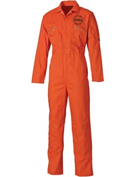 Light Orange Boiler Suit