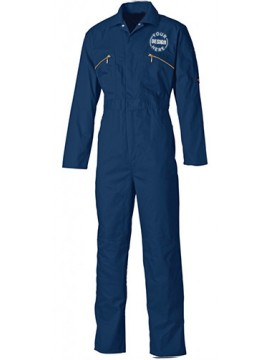 Navy Blue Boiler Suit