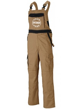 Corn Brown Dungaree
