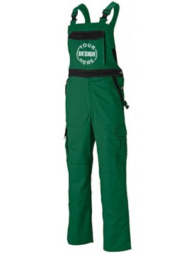 Custom Green Workwear
