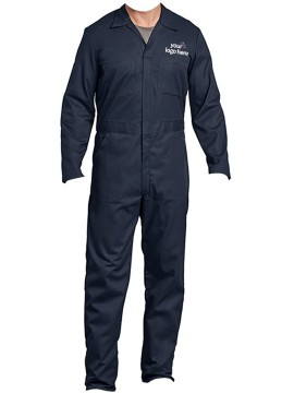 Personalized Long Sleeve Coveralls