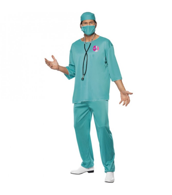Hospital Surgical Scrub