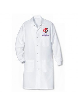 Long Sleeves Lab Coat