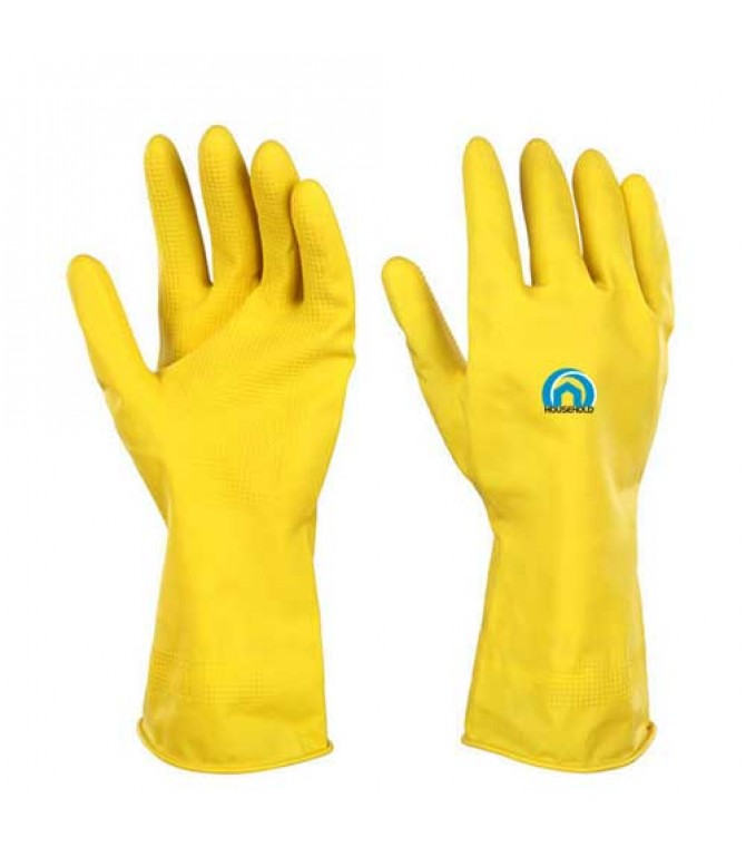 Electrician Rubber Gloves