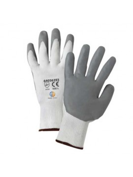 Nitrile Coated Nylon Knitted Glove