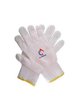 Polyester Nylon Knitted Hand Gloves
