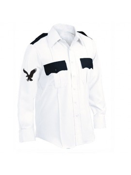 White Guards Uniform Shirt