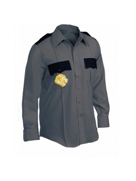 Trout Gray Guard Uniform Shirt
