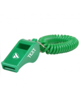 Whistle Coiled Wristband