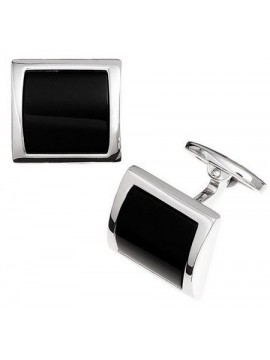 Curved Square Cufflinks 32