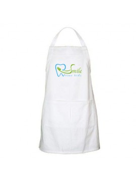 Smile Printed Dentist Apron