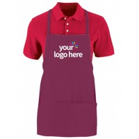 Personalized Unisex Kitchen Aprons With Pouch