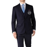 Royal Navy Blue Business Suite