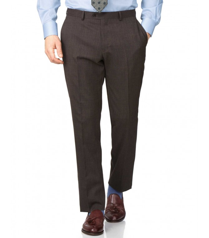 Corporate Trouser Brown