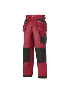 hippie pink color electrician trouser