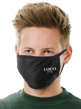Personalized Reusable 3-ply Cotton Face Mask