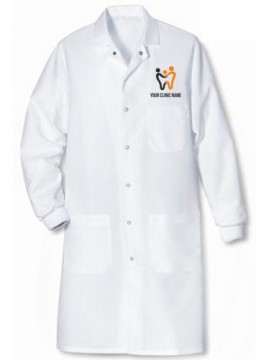 Long Sleeves Dentist Coat