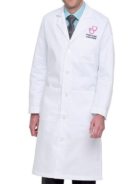 Professional Men's Lab Coat