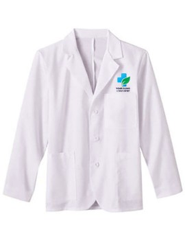 Medical Consultation Lab Coat
