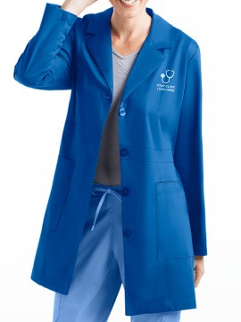 Executive Women's Lab Coat