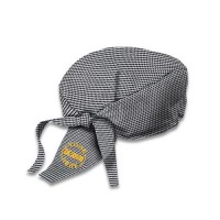 Stylish Chef Wrap Cap