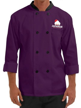 Traditional 3/4 Length Sleeve Chef Coats