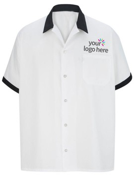 Professional Bistro Printed Cook Shirt