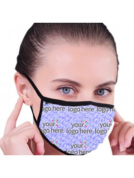 Washable and Reusable Full Printed Face Mask