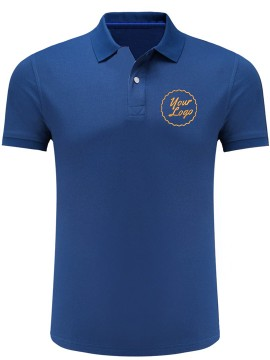 Customized Blended Polo T-Shirts