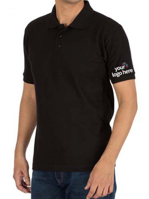 Personalized Polo Cotton T-Shirts