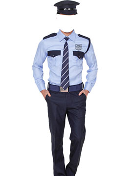 Security Guard Uniform Combo