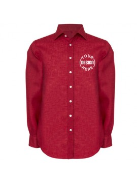 Executive Shirt Red