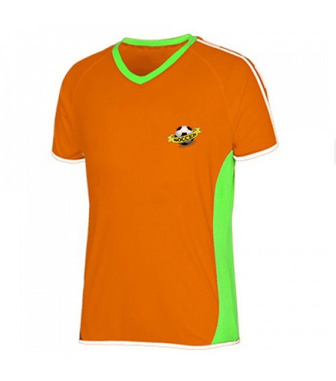 orange football team t shirts
