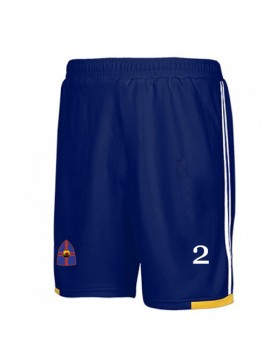 royal blue shorts football team