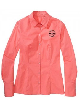 Light Red Shirt For Women