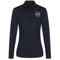 Formal Navy Blue Shirt