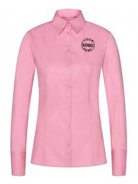 Light Pink Women Shirt