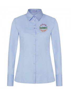 Sky Blue Women Shirt