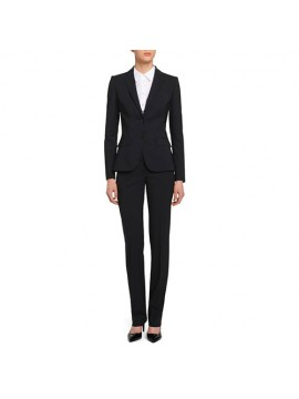 Navy Blue Women Trouser New