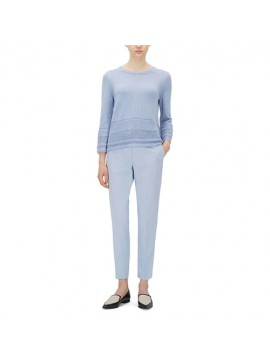 Women Trouser Turquoise New