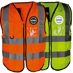 Promotionalwears - Safety Jackets