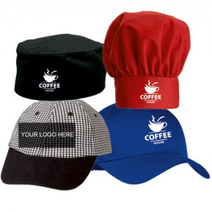 Promotionalwears - Cafe Caps