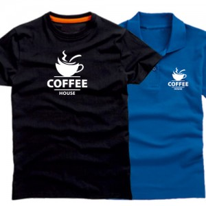 Promotionalwears - Cafe T-Shirts