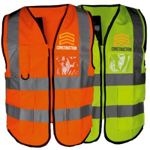 Promotionalwears - Construction Safety Jackets