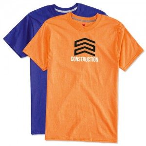 Promotionalwears - Construction T-Shirts