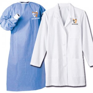 Promotionalwears - Dentist Lab Coats And Gowns