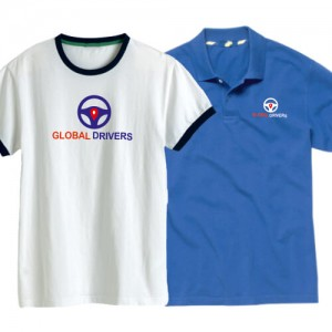 Promotionalwears - Driver T-Shirts
