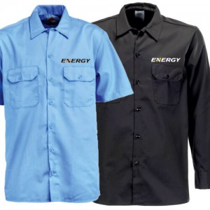 Promotionalwears - Energy Worker Shirts